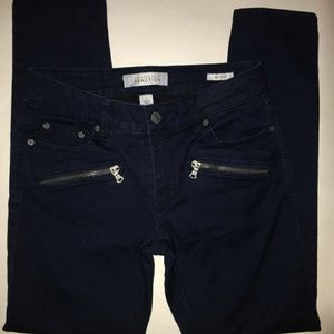 Kenneth Cole Reaction dark blue skinny jeans